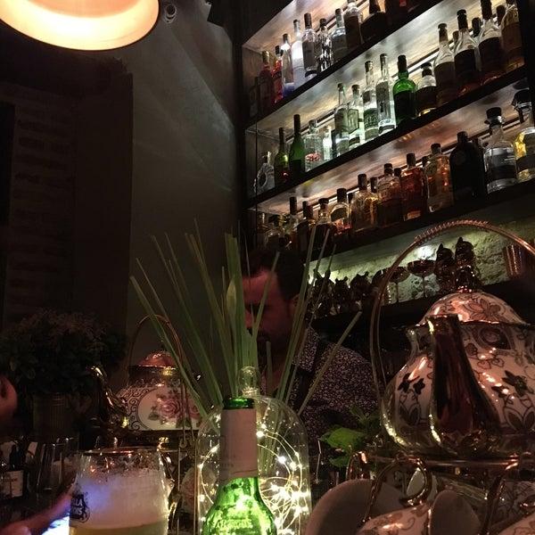 Photo taken at EL BARÓN - Café & Liquor Bar by Juliana G. on 3/1/2020