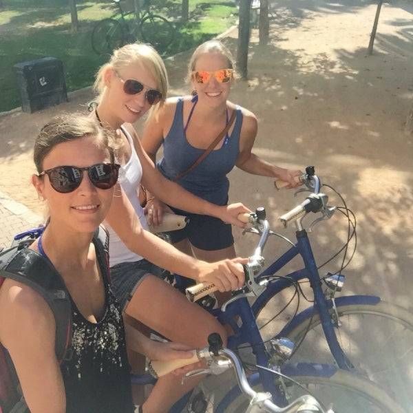 Photo taken at bike2malaga by Sofie L. on 9/10/2016