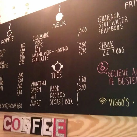 Foto tirada no(a) Viggo's Specialty Coffee por Claudio C. em 10/28/2012