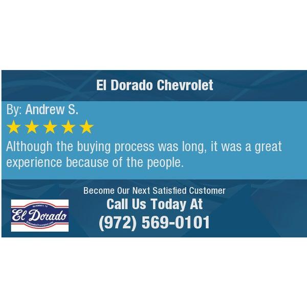 El Dorado Chevrolet Auto Dealership In Mckinney
