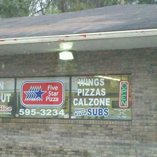 Five Star Pizza 18351 N Us Hwy 301