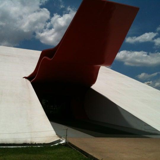 12/20/2012에 Renato S.님이 Auditório Ibirapuera Oscar Niemeyer에서 찍은 사진