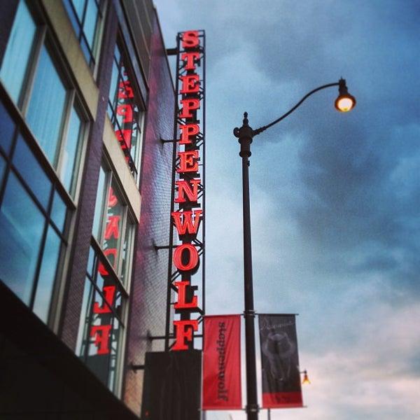 7/28/2013にJake B.がSteppenwolf Theatre Companyで撮った写真