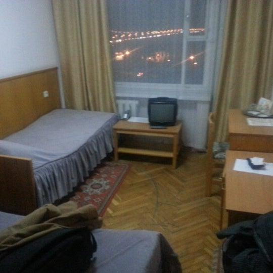 4/25/2013 tarihinde Dmytro B.ziyaretçi tarafından Готель «Славутич»  / Slavutych Hotel'de çekilen fotoğraf