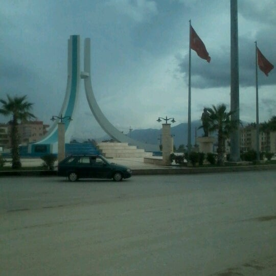 12/6/2012 tarihinde Serkan A.ziyaretçi tarafından Albayrak Meydanı'de çekilen fotoğraf