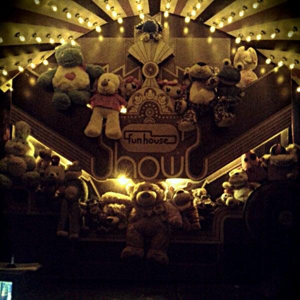 12/22/2012にCatarina F.がFunhouseで撮った写真