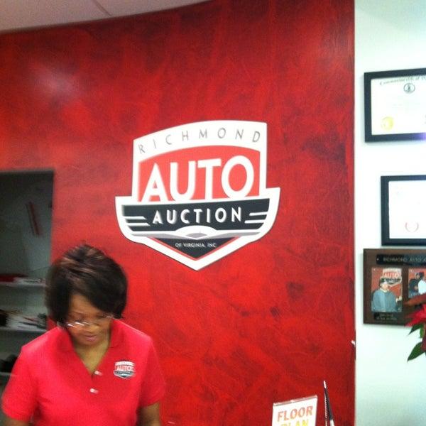 Richmond Auto Auction >> Photos At Richmond Auto Auction Automotive Shop In Commerce Road