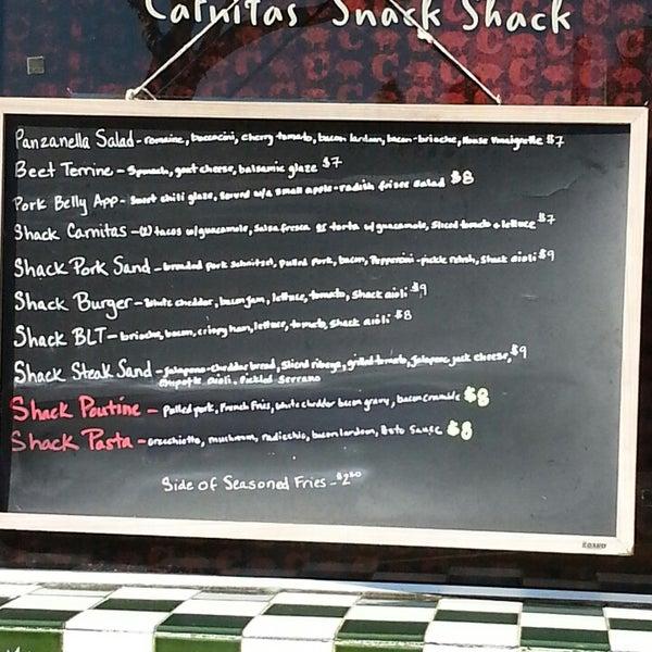 2/25/2013にRussell M.がCarnitas' Snack Shackで撮った写真
