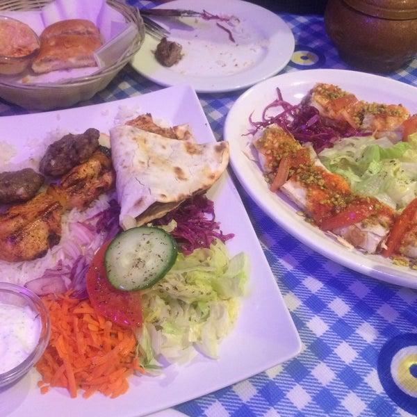11/26/2016에 Ayşegül B.님이 Anatolia Restaurant에서 찍은 사진