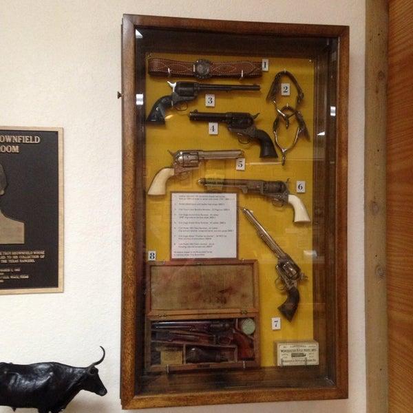 Foto scattata a Texas Ranger Hall of Fame and Museum da Leah V. il 5/9/2014