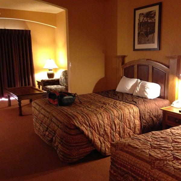 Снимок сделан в Chula Vista Resort пользователем Erin D. 4/24/2013