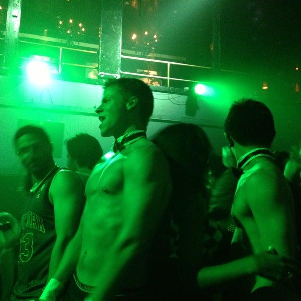 Apologise, but, Snacks at voyeur nightclub