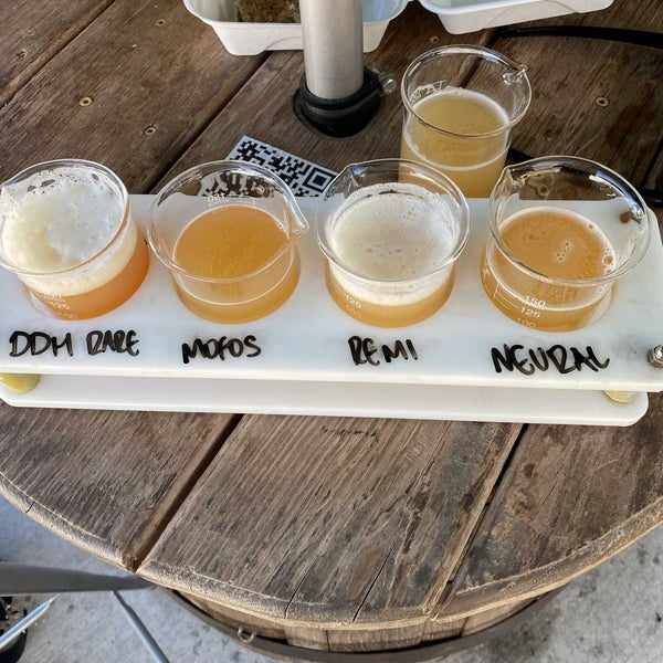 Photo taken at Cerebral Brewing by Hank S. on 10/7/2021