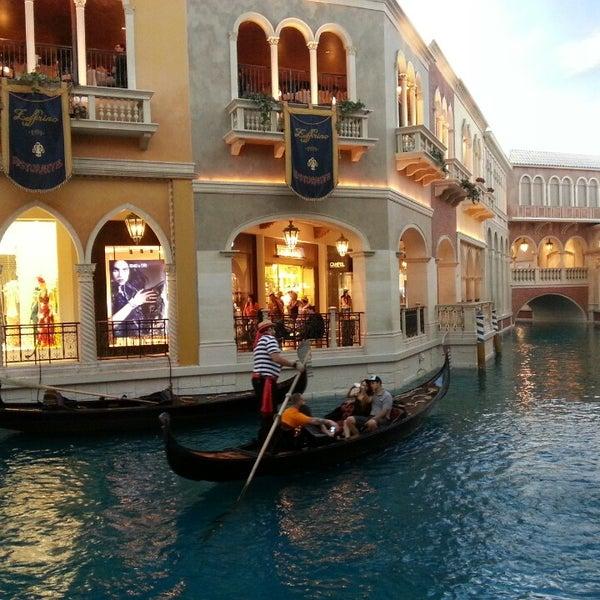 Foto tirada no(a) Venetian Resort & Casino por Duncan R. em 5/5/2013