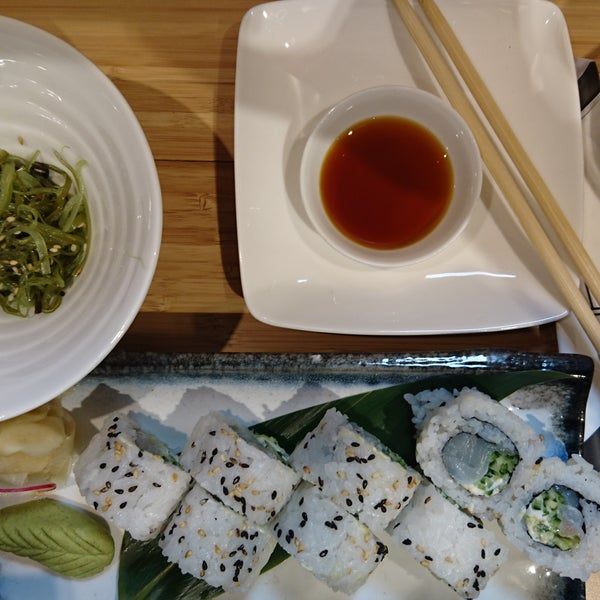sushi take away bergen sentrum