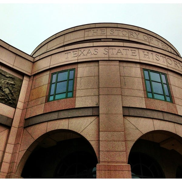 1/26/2013 tarihinde Paul D.ziyaretçi tarafından Bullock Texas State History Museum'de çekilen fotoğraf