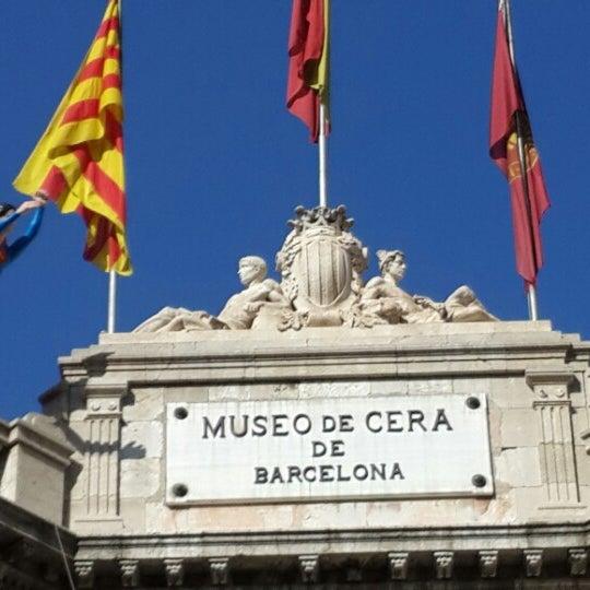 7/1/2013にTuğçe E.がMuseu de Cera de Barcelonaで撮った写真