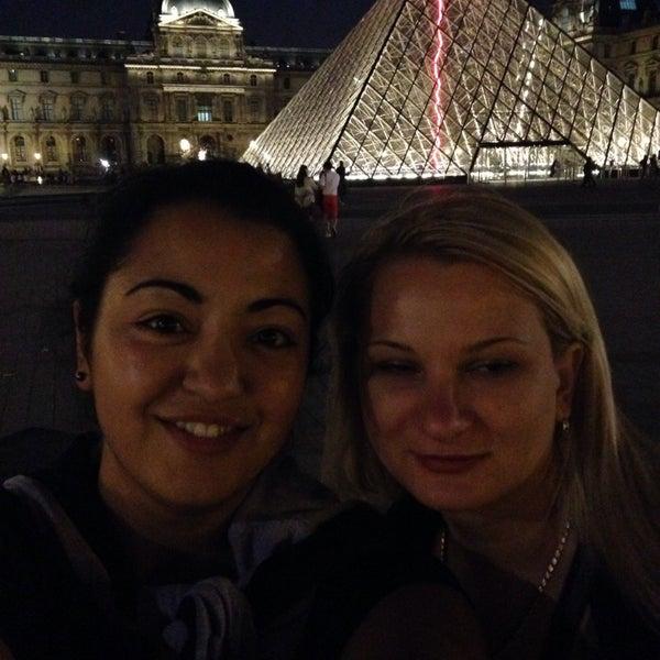 Foto tomada en Le Louvre Ripaille por Katia K. el 9/13/2014