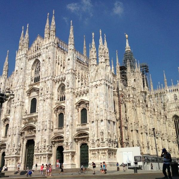 Photo prise au Dôme de Milan par Narci N. le7/25/2013
