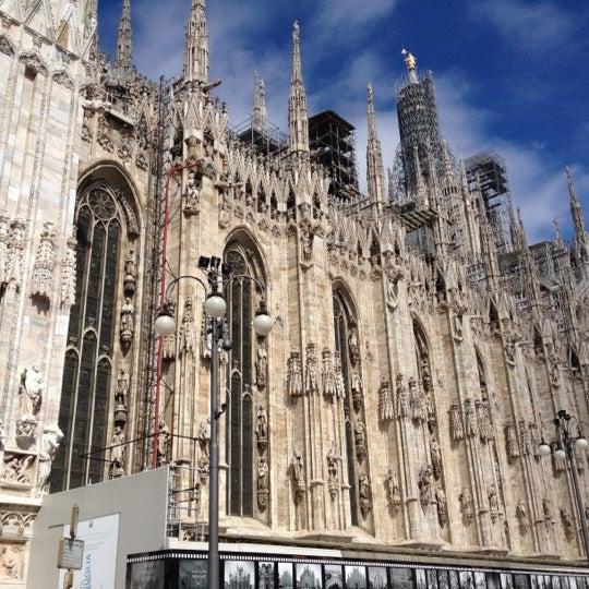 Photo prise au Dôme de Milan par Анна Ш. le3/31/2013
