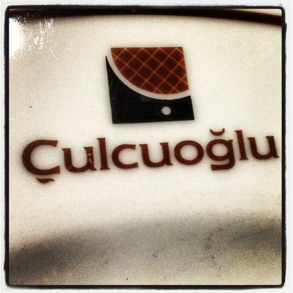Снимок сделан в Çulcuoğlu Restaurant пользователем __AĞA__ 2/9/2013