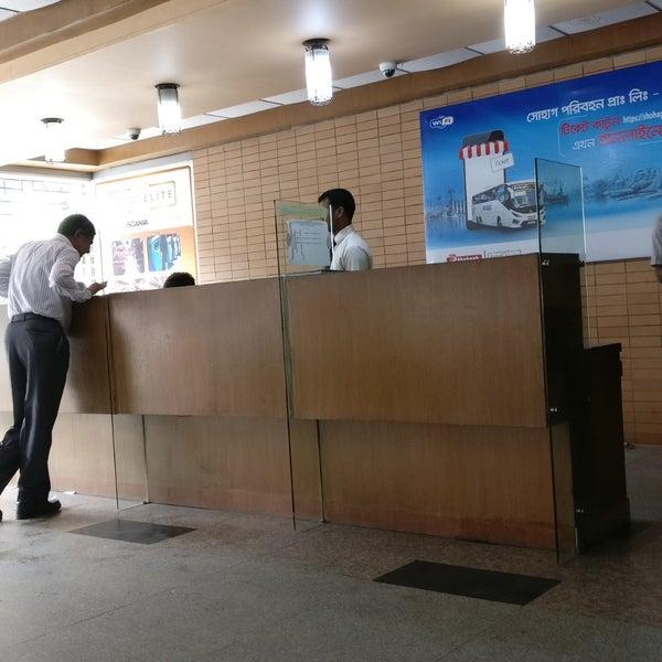 Shohagh Paribahan (Pvt) Ltd | Dampara Counter - Bus Station