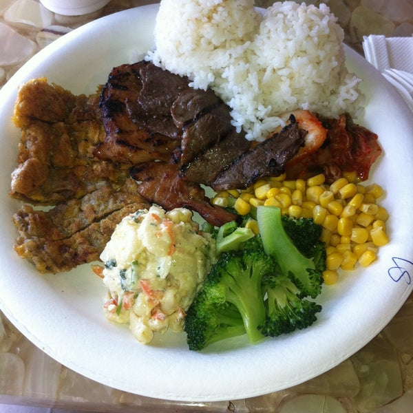 Paradise Hawaiian BBQ (Now Closed) - Downtown Tempe ...