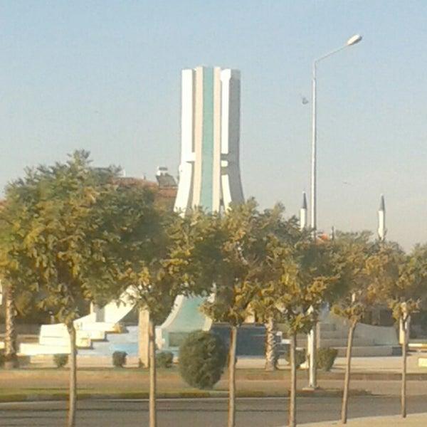 10/29/2013 tarihinde Inanç B.ziyaretçi tarafından Albayrak Meydanı'de çekilen fotoğraf