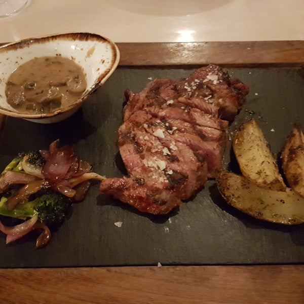Gallician steak !!! To die for!!!!