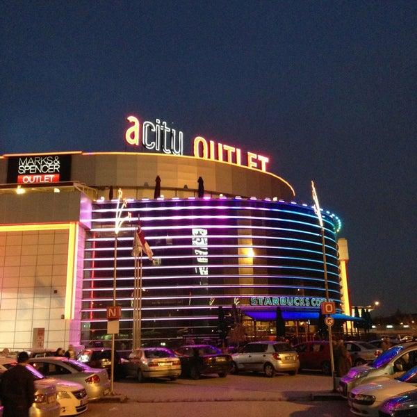Das Foto wurde bei ACity Premium Outlet von Mehmet Y. am 1/15/2013 aufgenommen