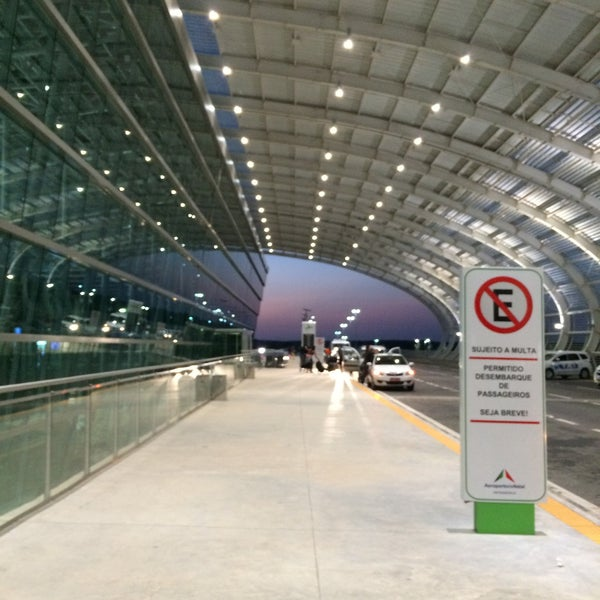 Снимок сделан в Aeroporto Internacional de Natal / São Gonçalo do Amarante (NAT) пользователем Luciana L. 1/31/2015