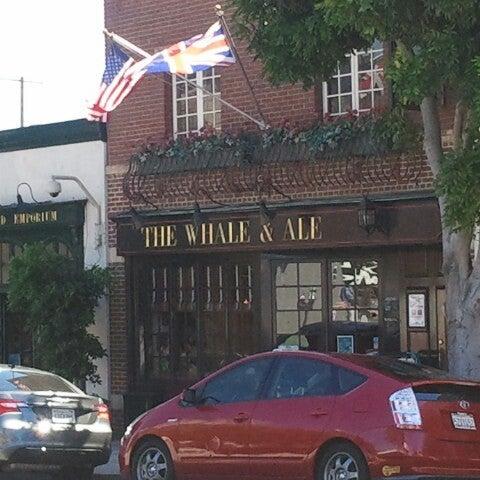 9/14/2012にAliciaがThe Whale & Aleで撮った写真