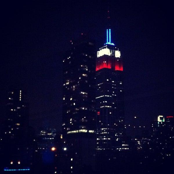 11/10/2012 tarihinde Paul v.ziyaretçi tarafından Hilton New York Fashion District'de çekilen fotoğraf