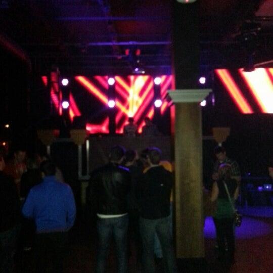 Das Foto wurde bei Foundation Nightclub von Avory M. am 12/2/2012 aufgenommen