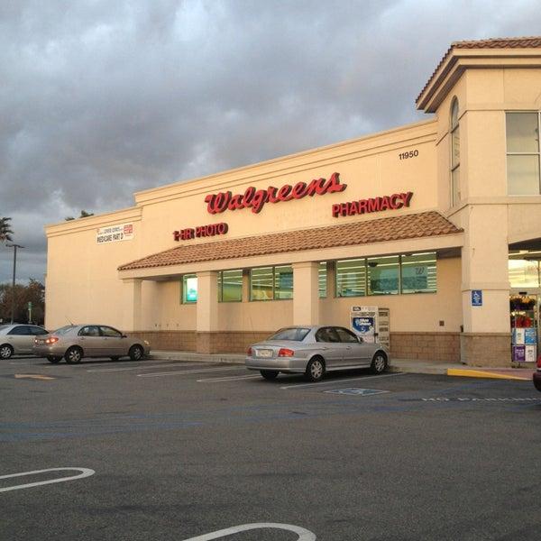 Walgreens Pharmacy In West Garden Grove