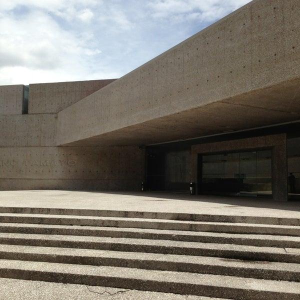 7/6/2013 tarihinde Jorge A.ziyaretçi tarafından Museo Tamayo'de çekilen fotoğraf