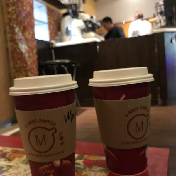 Foto tirada no(a) Momentto Café 100% Colombiano por Vanela G. em 12/27/2018