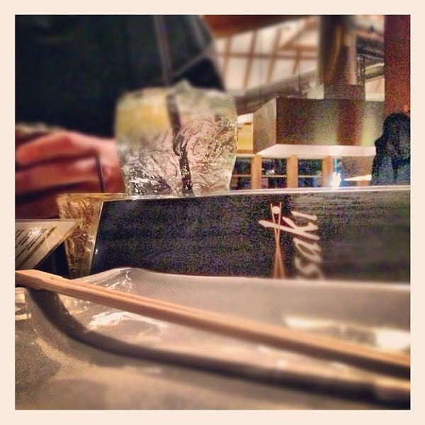 11/25/2012 tarihinde John H.ziyaretçi tarafından Desaki Japanese Restaurant'de çekilen fotoğraf