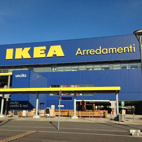 Ikea Villesse Friaul Venetien