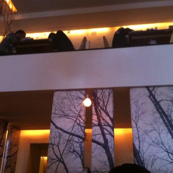 1/23/2013 tarihinde Katerina K.ziyaretçi tarafından Апрель'de çekilen fotoğraf