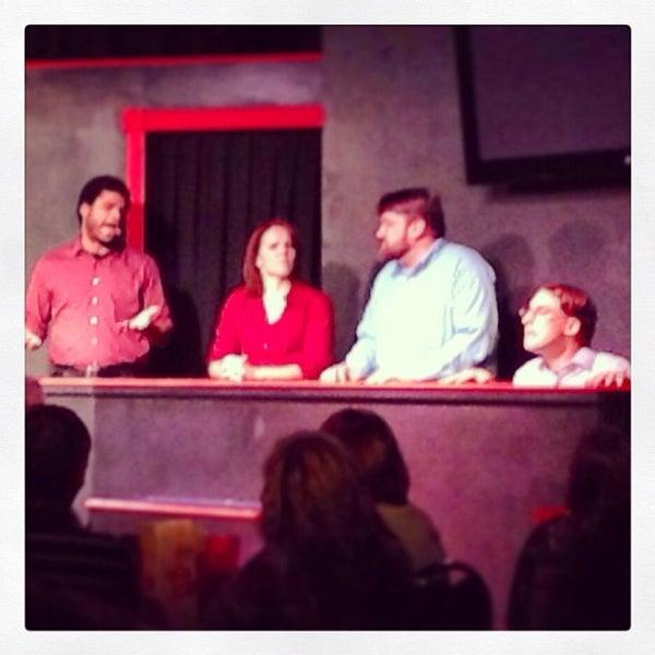 9/1/2013에 Dr. Steve W.님이 Brave New Workshop Comedy Theatre에서 찍은 사진