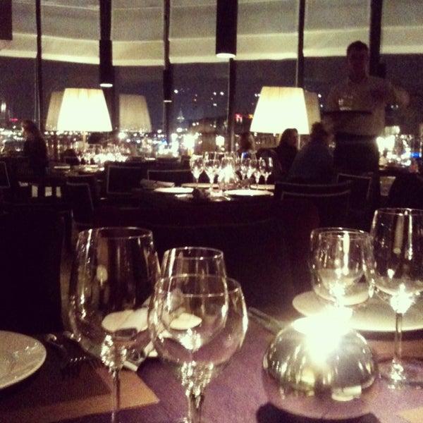 Foto tirada no(a) Ресторан & Lounge «Река» por Marina V. em 2/19/2013