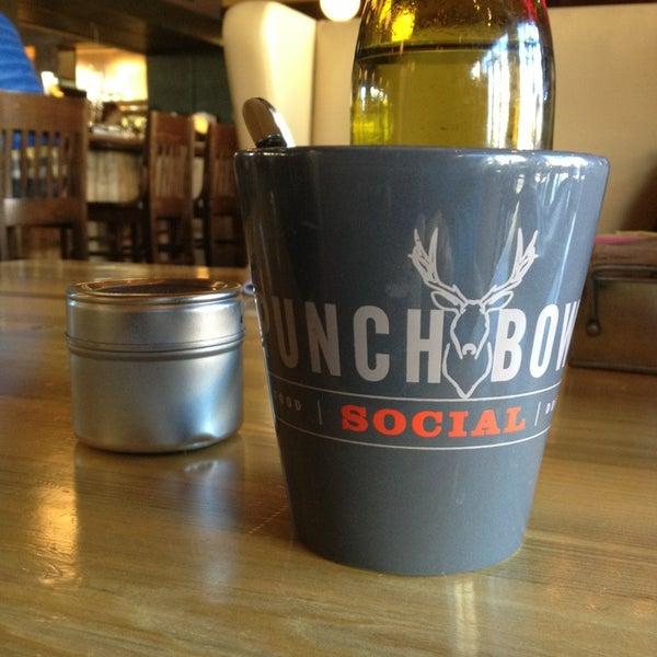 1/5/2013에 Emily P.님이 Punch Bowl Social에서 찍은 사진