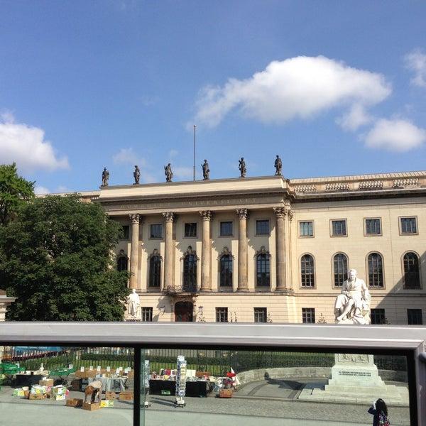 7/13/2013에 Martin M.님이 Humboldt-Universität zu Berlin에서 찍은 사진