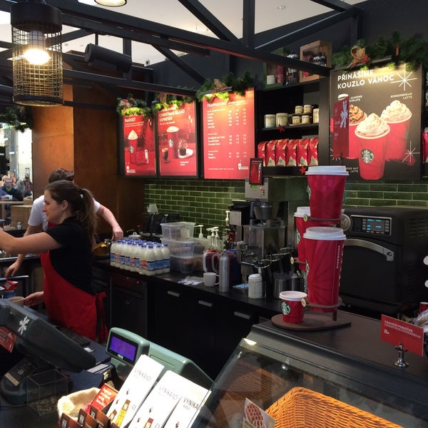 ffdc50fb7a Photo taken at Starbucks by Pavel Z. on 12 23 2014