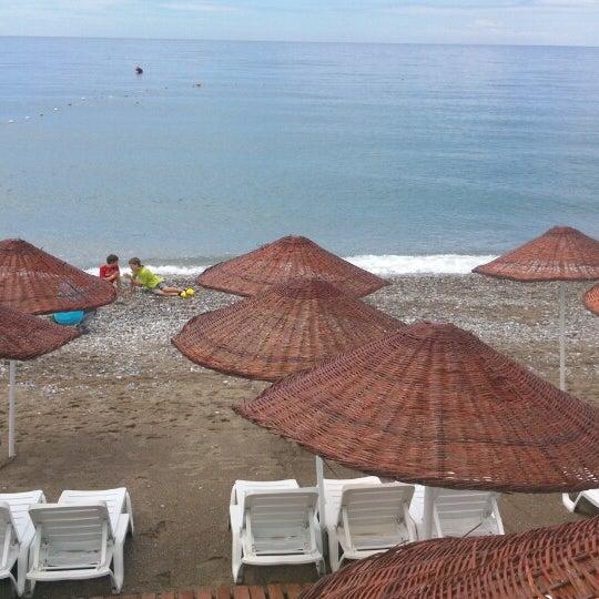 5/11/2013 tarihinde Мария♪LMziyaretçi tarafından Q Premium Resort Hotel Alanya'de çekilen fotoğraf