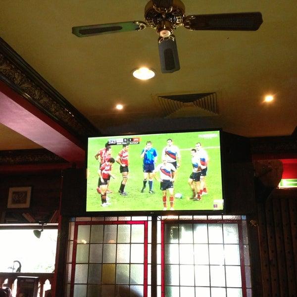 Das Foto wurde bei Fritzpatrick's Irish Pub von Ars🌞🍀 B. am 6/30/2013 aufgenommen