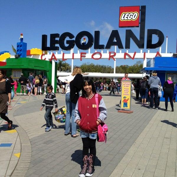 Foto tirada no(a) Legoland California por Mailene G. em 4/2/2013