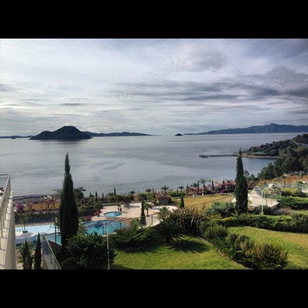 Das Foto wurde bei Sianji Wellbeing Resort von Muhammet G. am 12/30/2012 aufgenommen