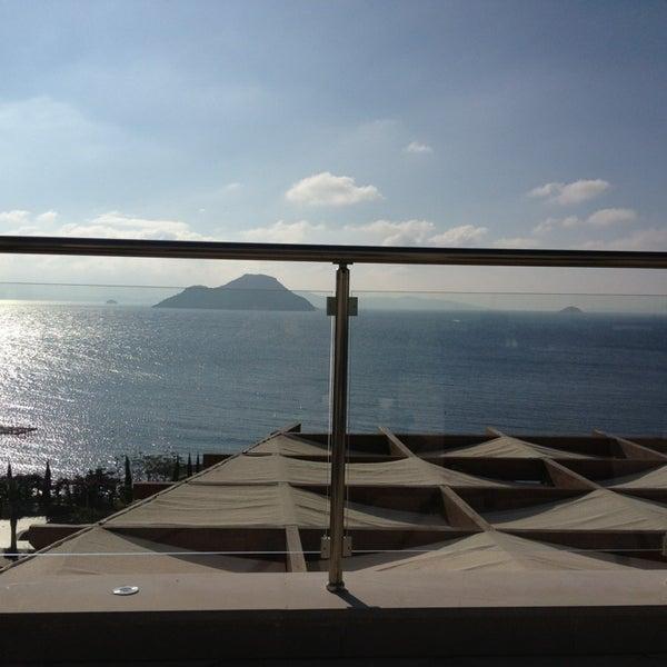Das Foto wurde bei Sianji Wellbeing Resort von Muhammet G. am 12/25/2012 aufgenommen